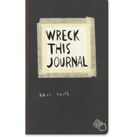 Wreck This Journal at Urban Outfitters