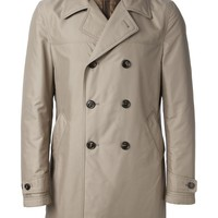 Fay double breasted trench coat