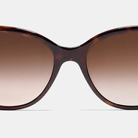 TAGtemple cat eye sunglasses