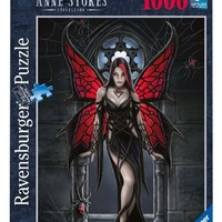 Ravensburger Gothic Butterfly - 1000 Piece Puzzle