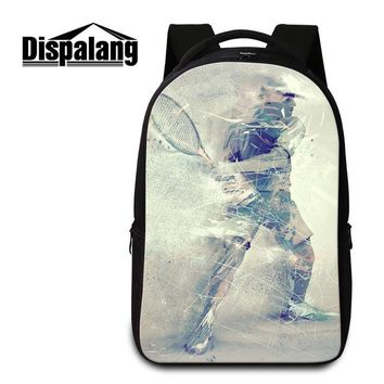 University College Backpack Dispalang Soccerly School s High Class Students Fashion Laptop  for Boys  Mochilas Day Pack RucksacksAT_63_4