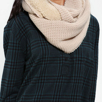 Urban Outfitters - Bickley + MItchell Lined Eternity Scarf