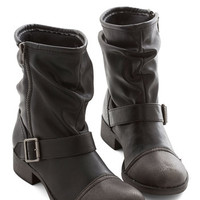 ModCloth Military Effortless Edge Boot