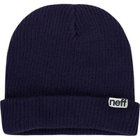 Neff Fold Beanie Navy One Size For Men 16452321001