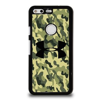 CAMO BAPE UNDER ARMOUR Nexus 5 Case Cover