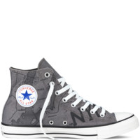 Converse - Chuck Taylor All Star New York - White Multi - Hi