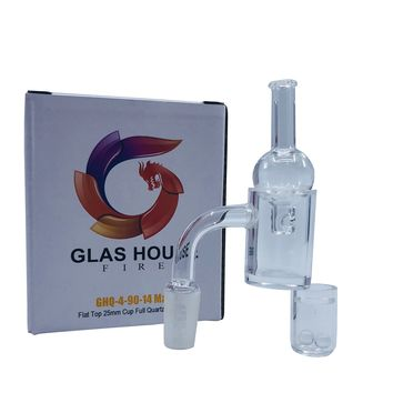 Glas House Fire Quartz Nail Set