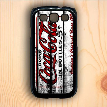 Dream colorful Vintage Coca Cola Samsung Galaxy S3 Case