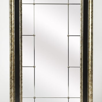 Butler Myron Antique Pewter Full Length Mirror 4302400