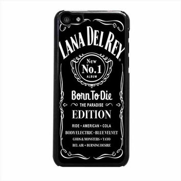 lana del rey jack daniels iphone 5c 4 4s 5 5s 6 6s plus cases