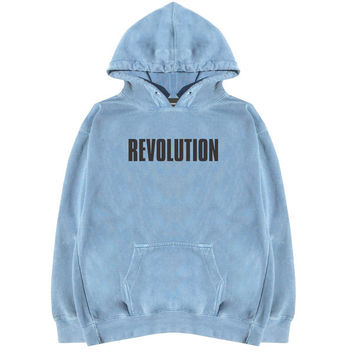 Midnight Studios- Revolution Pullover - Blue