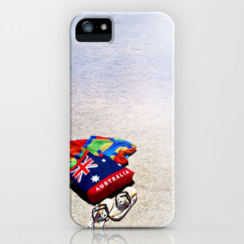 SummerTime iPhone & iPod Case by Limmyth