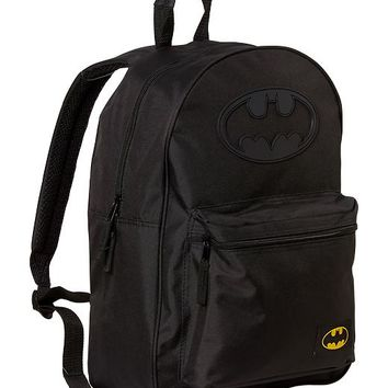 Old Navy Boys DC Comics Superhero Backpack Size One Size - Batman shield
