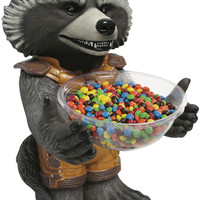 Guardians of the Galaxy: Rocket Raccoon Candy Bowl Holder