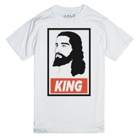 White T-Shirt | Fun Jesus Christian Shirts