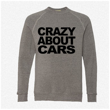 Cowboys, Trucks & Country Mus fleece crewneck sweatshirt