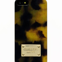 MICHAEL Michael Kors Tortoise Electronics iPhone® 5 Cover
