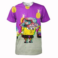 Trippy Square Pants Tee