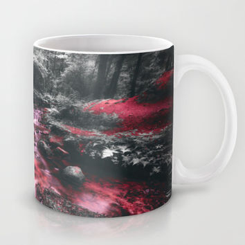 Dont go where you dont belong Mug by HappyMelvin