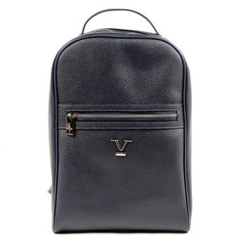 V 1969 Italia Mens Backpack Blue DUBAI