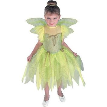 Pretty Pixie Toddler Costume, Tinkerbell, Fairy Princess