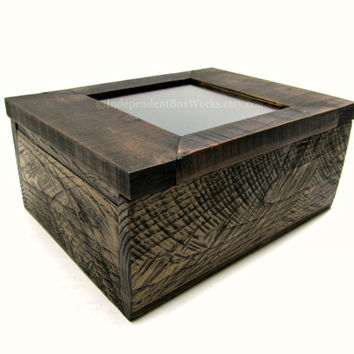 Best small rustic wood boxes products on wanelo - Small rustic wooden boxes ...