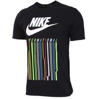 Nike Woman Men Fashion Casual Sports Shirt Top Tee