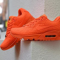 """Nike Air Max 90"" Women Sport Casual Small Air Cushion Sneakers Running Shoes"