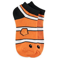 Clown Fish Ankle Socks