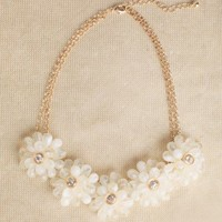 Gleaming Floras Necklace at ShopRuche.com