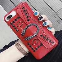 Perfect Gucci Fashion  Phone Cover Case For iphone 6 6s 6plus 6s-plus 7 7plus 8 8plus X