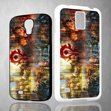 World of Warcraft Y0722 Samsung Galaxy S3 S4 S5 (Mini) S6 S6 Edge,Note 2 3 4, HTC One S X M7 M8 M9 Cases
