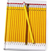 MoMA Hidden Pencil Notebook-Yellow