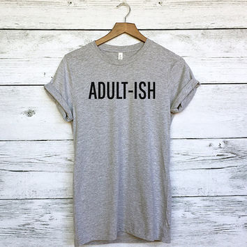 Adult-ish T-Shirt for Women
