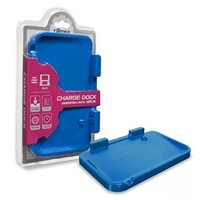 Tomee 3DS XL AC Charge Dock Station Base (Blue) - Nintendo 3DS