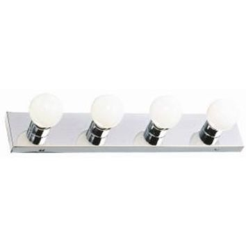 Design House 4-Light Polished Chrome Vanity Light 500892 at The Home Depot - Mobile