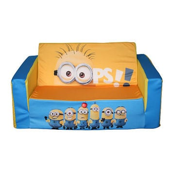Despicable Me Minion Flip Sofa