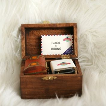 Tiny Treasure Hunt Kit
