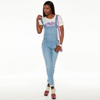 Juicy Couture Knit Jean Overalls