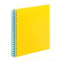 Citrus Large Spiral Notebook | Notebooks & Journals | Poppin