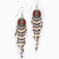 Tribe Age Earrings
