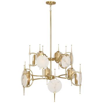 Robert Abbey Jace Diffuse Chandelier