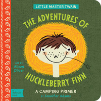 ADVENTURES OF HUCKLEBERRY FINN CHILDREN'S BOOK