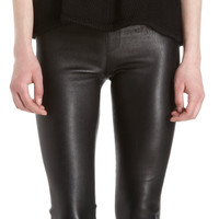 Helmut Lang Sleeveless Turtleneck Sweater at Barneys.com