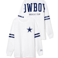 Dallas Cowboys Bling Varsity Crew