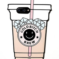 Cold Bitch Brew 3D iPhone 7+ Case