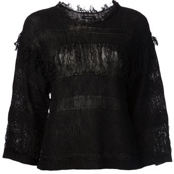 Isabel Marant Knit Pullover Sweater