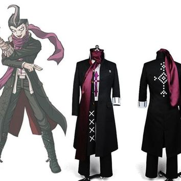 Super Danganronpa 2 Gundam Tanaka Uniform Anime Cosplay Costume Custom Made