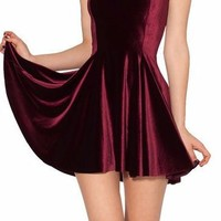 Mave Velvet Mini Dress