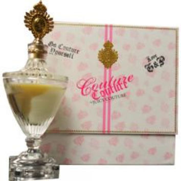 COUTURE COUTURE BY JUICY COUTURE by Juicy Couture CANDLE IN CRYSTAL URN 12 OZ
